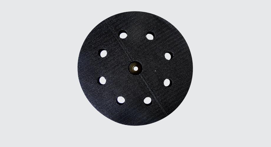 Prato Lixadeira 180mm 8 furos