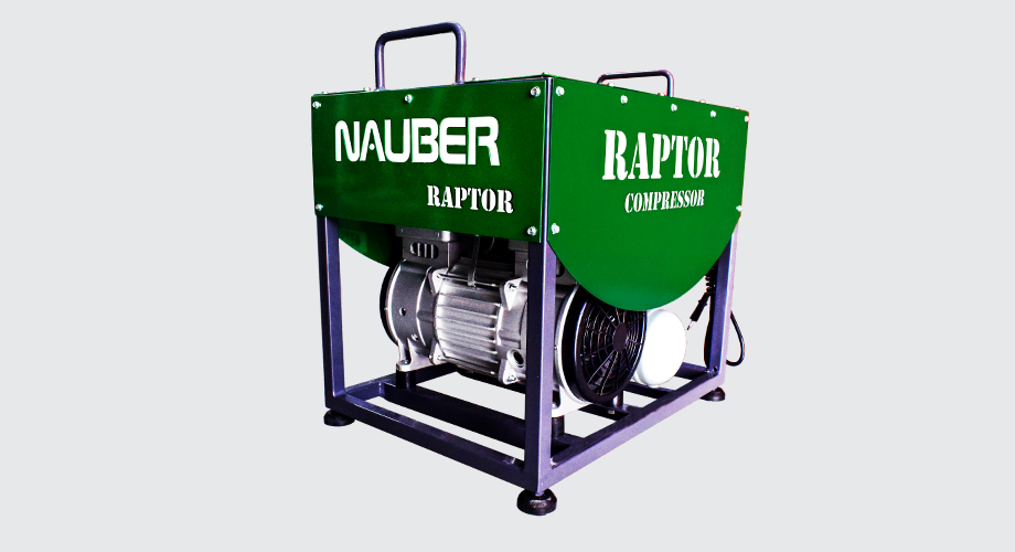 COMPRESSOR NAUBER RAPTOR 220V