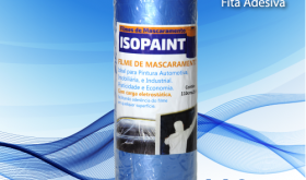 FILME DE MASCARAMENTO ISOPAINT 110CM X 20METROS