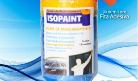 FILME DE MASCARAMENTO ISOPAINT 45CM X 20METROS