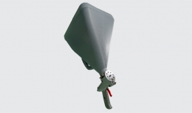 Pistola de Texturas Nauber Super Pro-ject